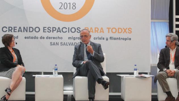 Migración domina debate en Foro Centroamericano de Donantes