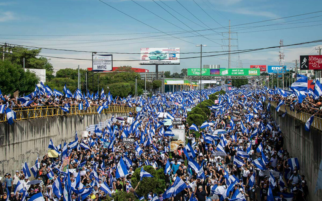 The Current Crisis in Nicaragua: If I Didn't Know Any Better…