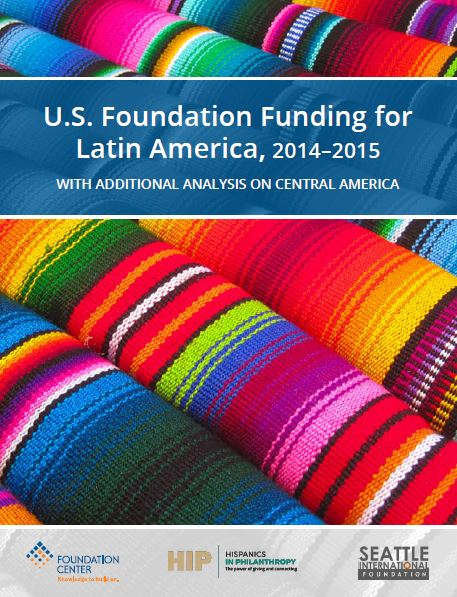Research Highlights 36% Increase in Funding for Latin America by U.S. Foundations