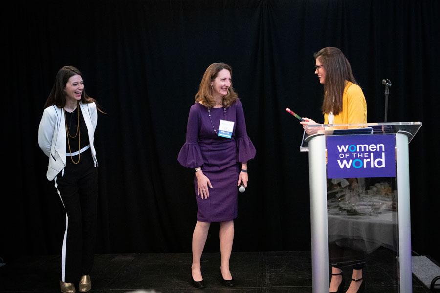 SIF traslada la batuta de Mujeres del Mundo a GlobalWA
