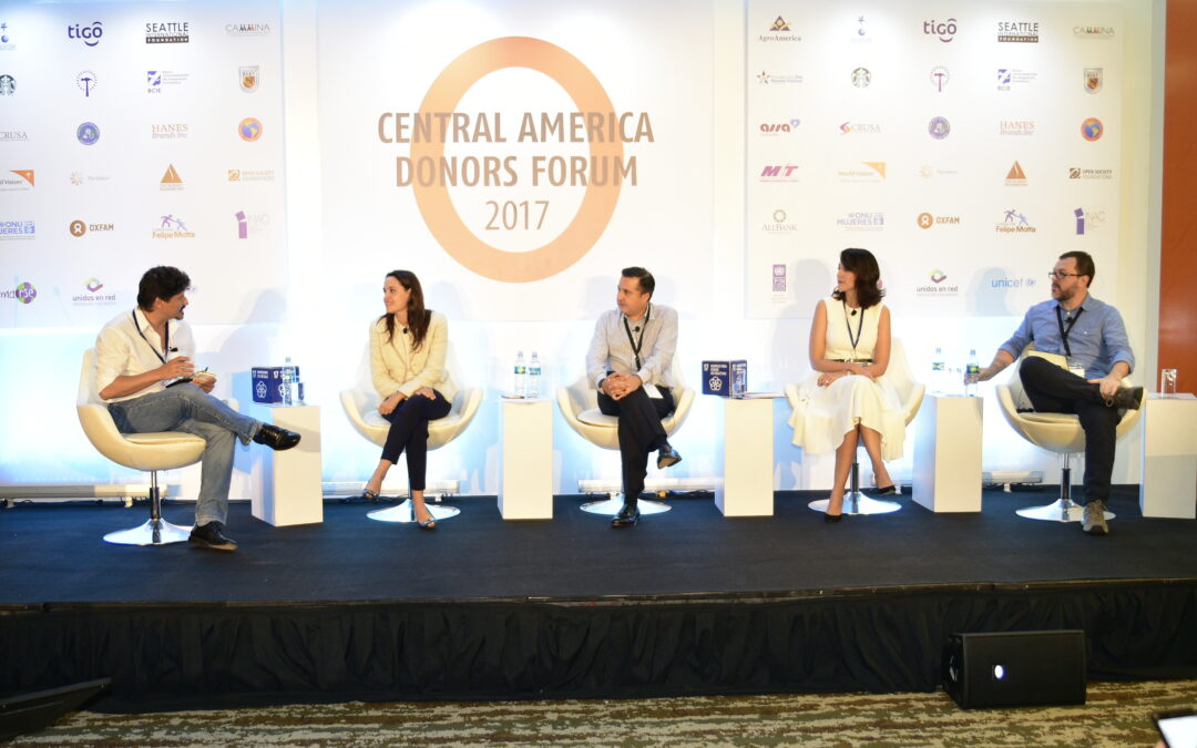 Over 300 people attended the 2017 Central America Donors Forum