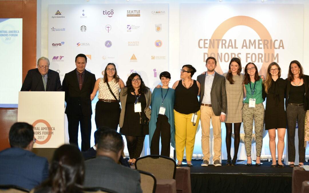 Exitosa inauguración del Foro Centroamericano de Donantes 2017