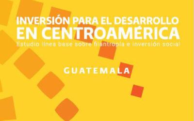 Inversión para el desarrollo en Centroamérica: Guatemala