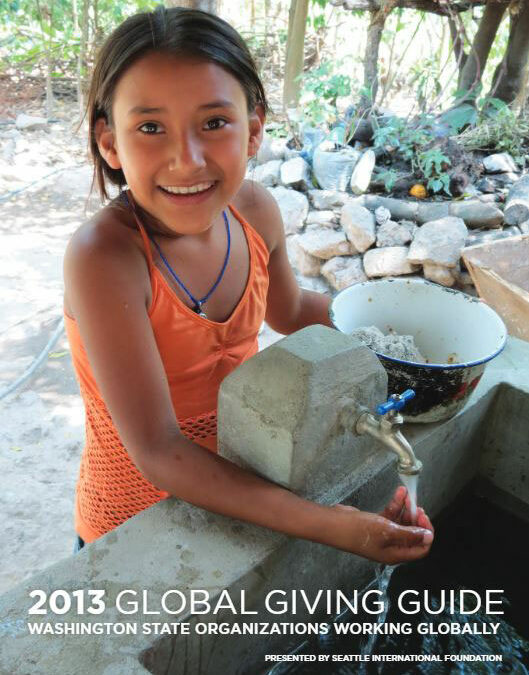 2013 Global Giving Guide