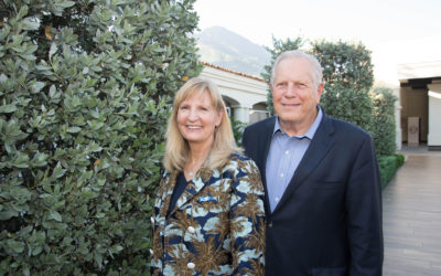 SIF Co-Founders, Bill and Paula Clapp, Retire from Board of Directors