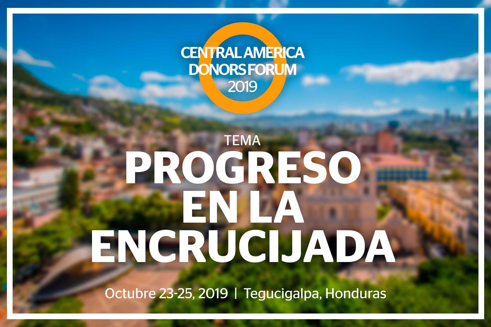 Tegucigalpa será la sede del CADF2019