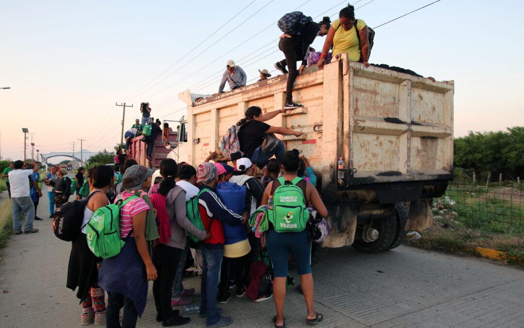 SIF y Wilson Center realizan conferencia sobre migración en Centroamérica