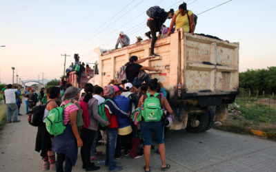 SIF and the Wilson Center Hold Conference on Migration in Central America
