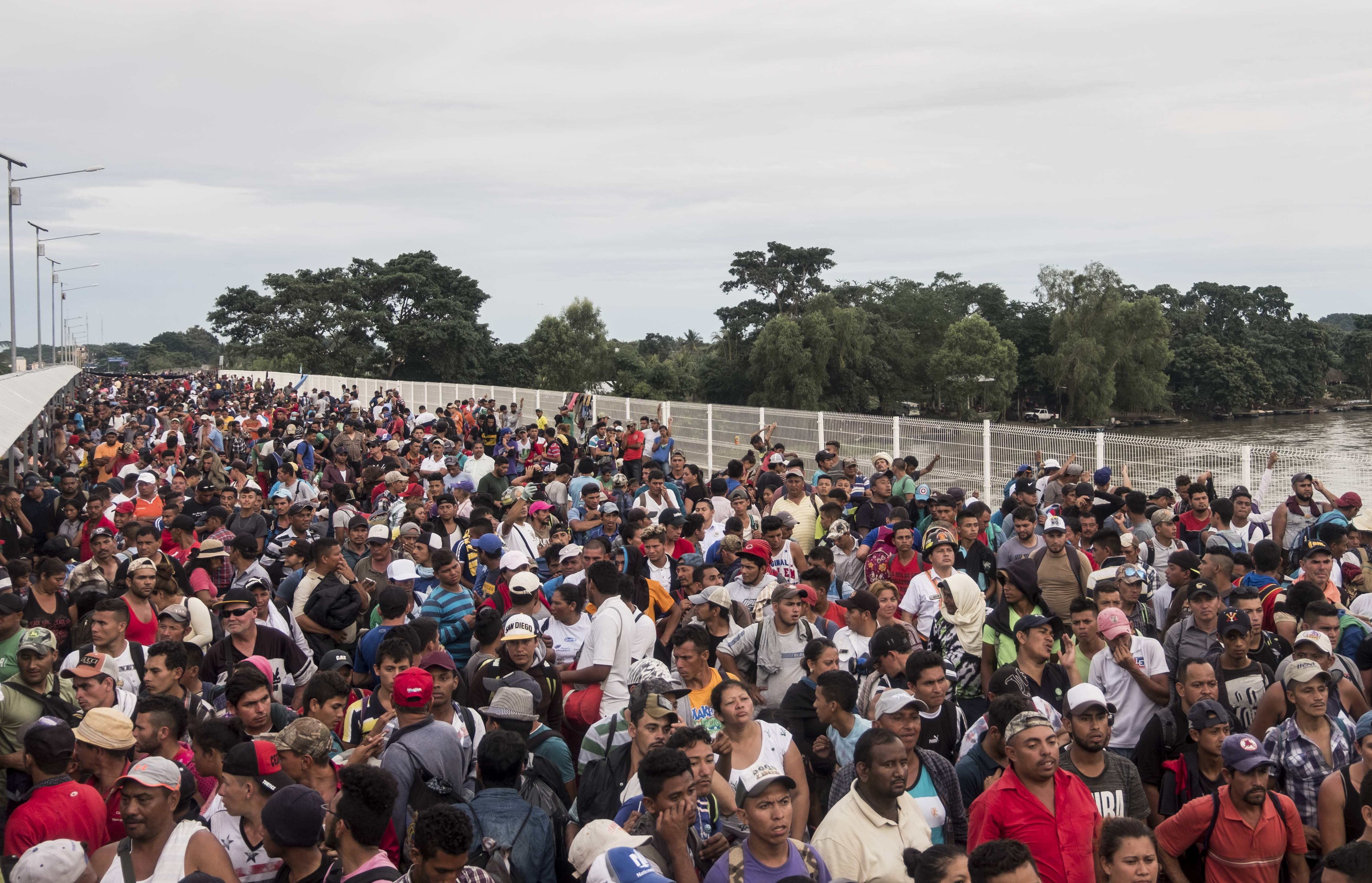 WHAT IF THEY RETURN? How El Salvador, Honduras, and the United States could prepare for an effective reintegration of TPS Beneficiaries