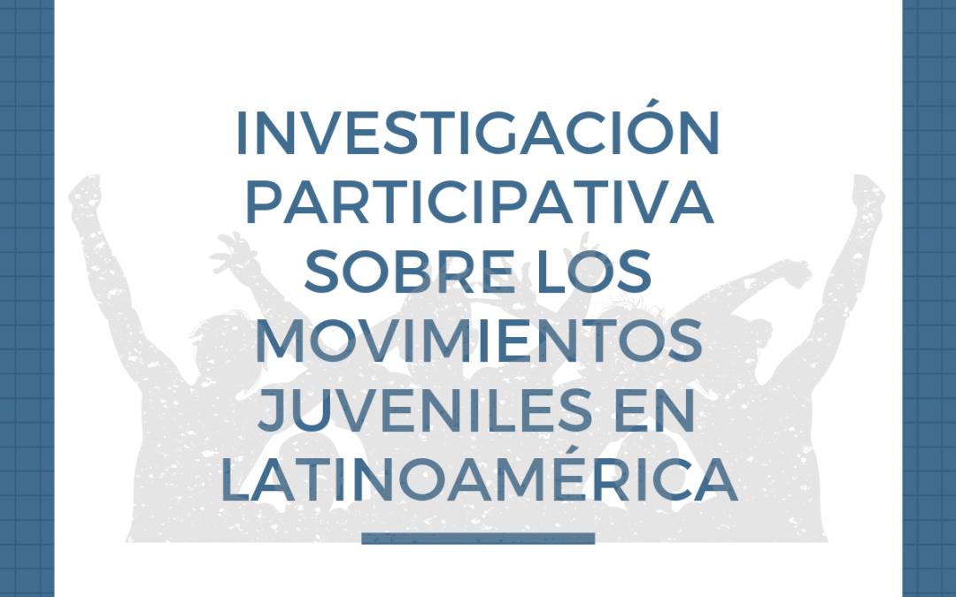 Convocatoria para investigar los movimientos juveniles