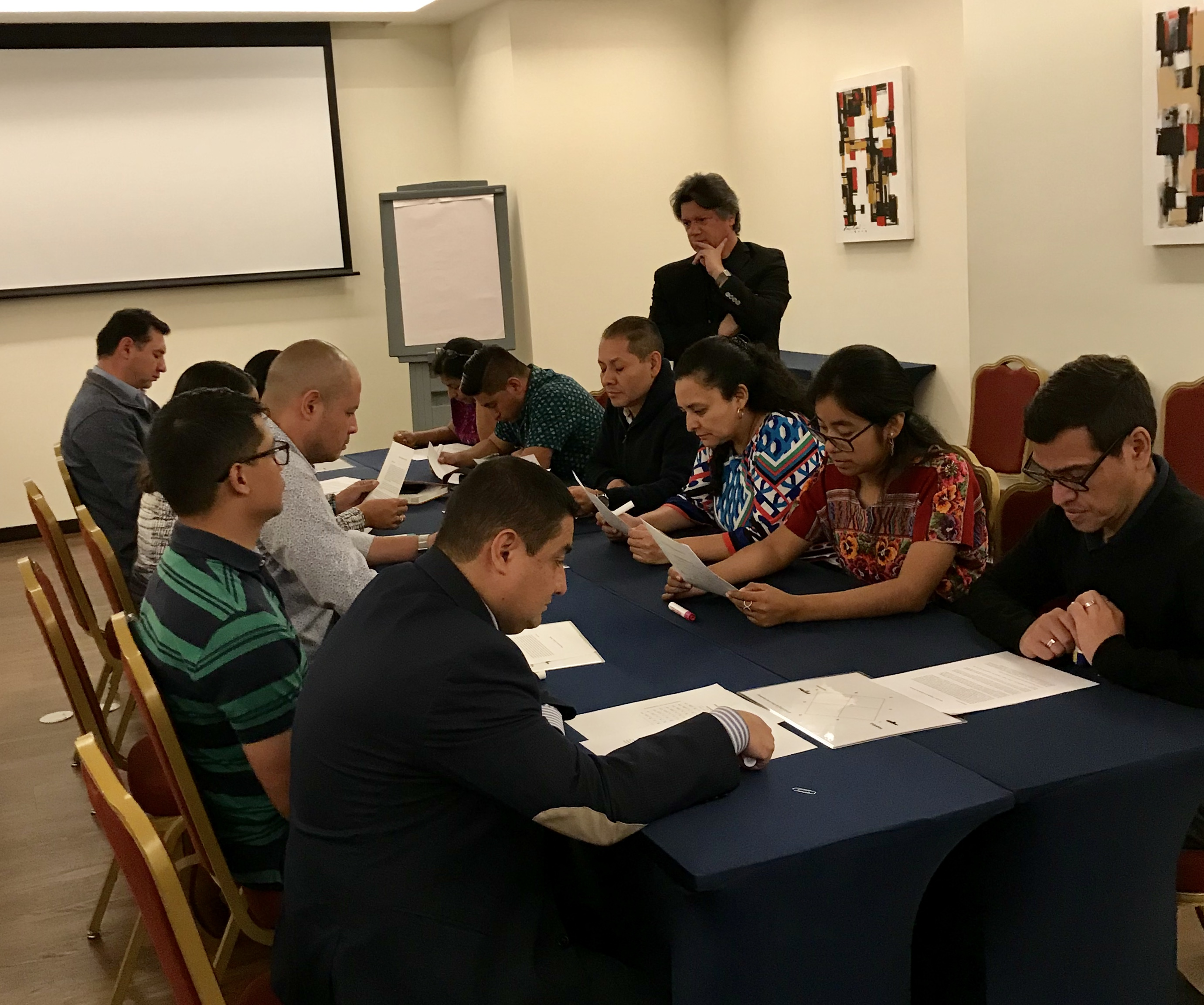 CAA conducts workshops in Honduras, Guatemala and El Salvador