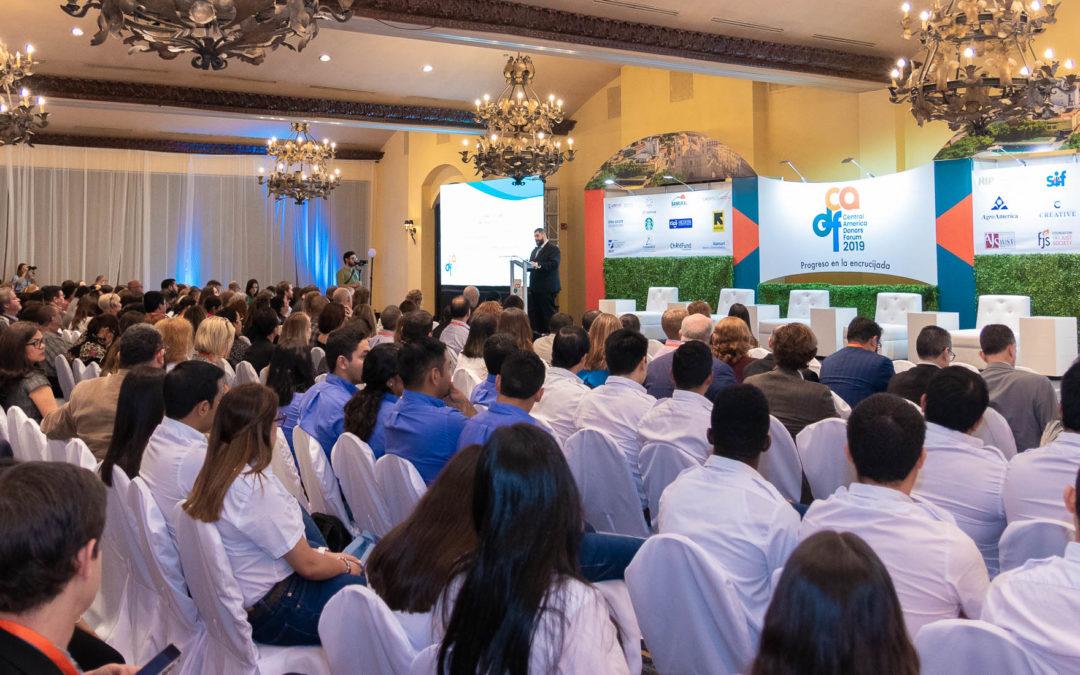 Inicia en Honduras el IX Foro Centroamericano de Donantes
