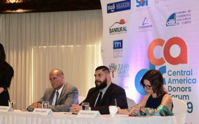 Tegucigalpa will host the 9th Annual Central America Donor Forum