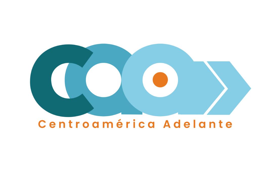 Centroamérica Adelante releases a new logo