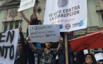 SUSPENDED | Virtual Panel: Lessons from the fight against corruption and impunity in Central America