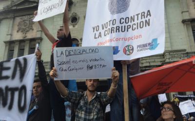 SUSPENDIDO | Foro virtual: Lecciones de la lucha contra la corrupción y la impunidad en Centroamérica