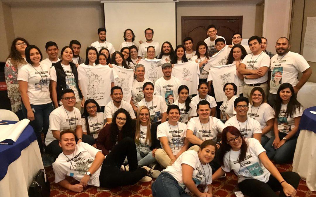Encuentro de jóvenes contra la impunidad