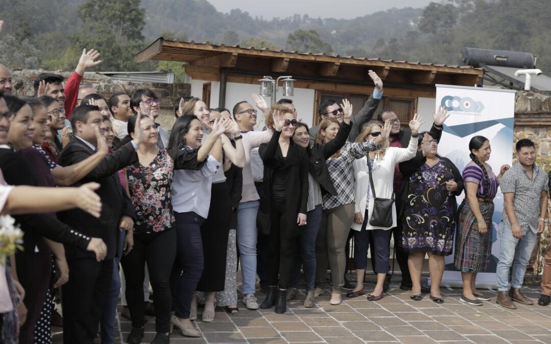 Se gradúa la tercera promoción de Centroamérica Adelante