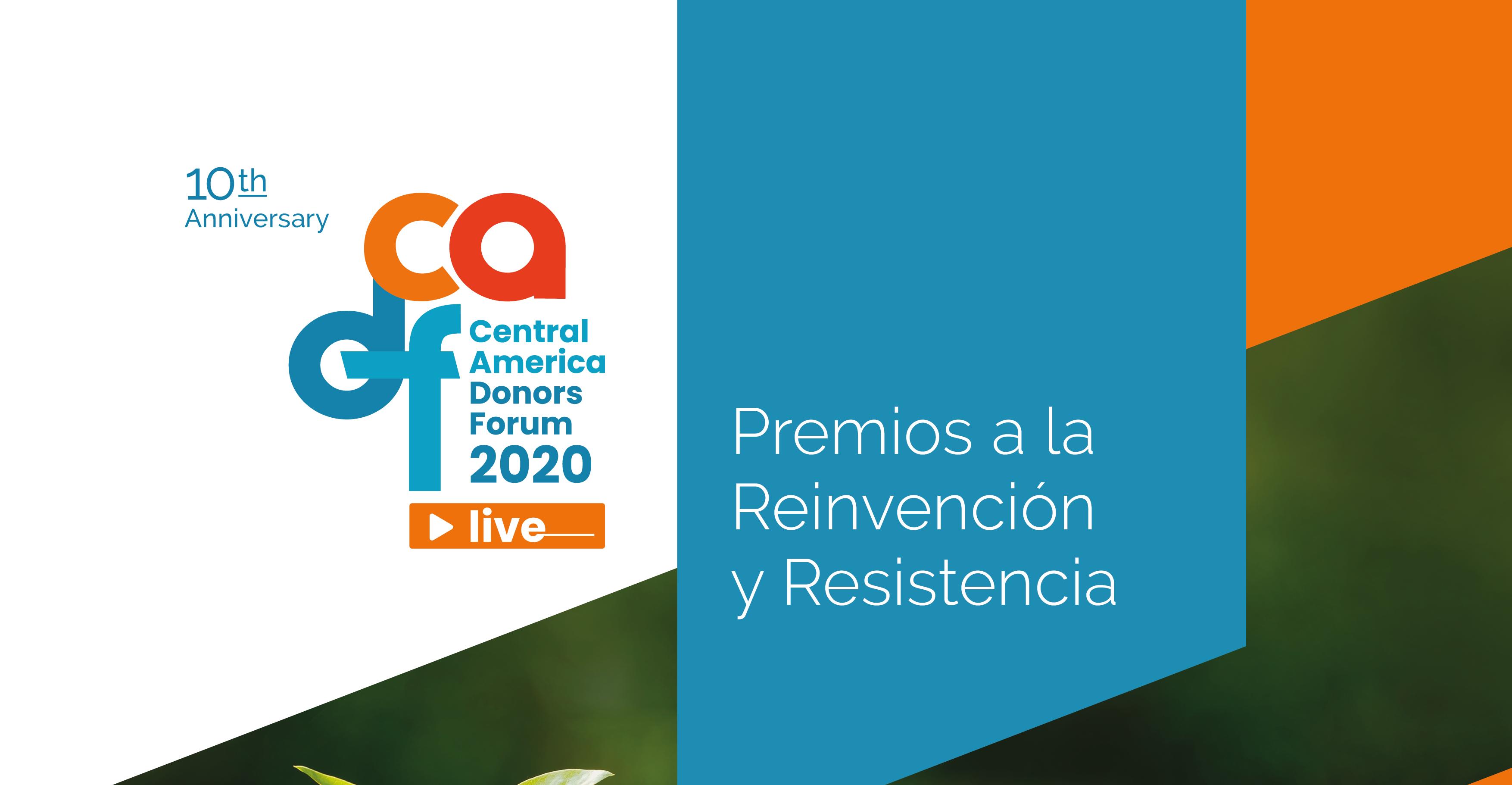 CADF Reinvention & Resistance Awards