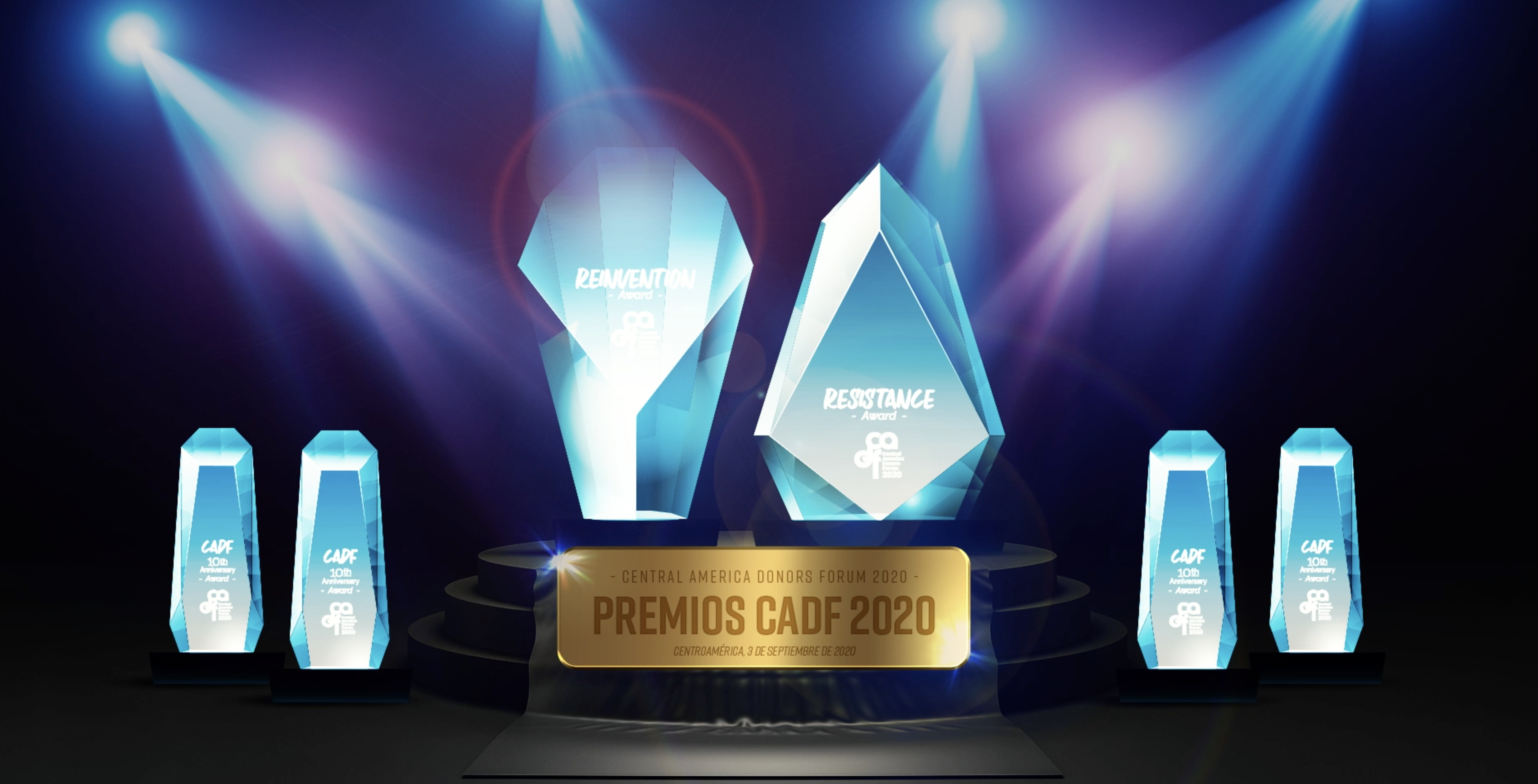 Get to know the #CADF2020 Award Winners