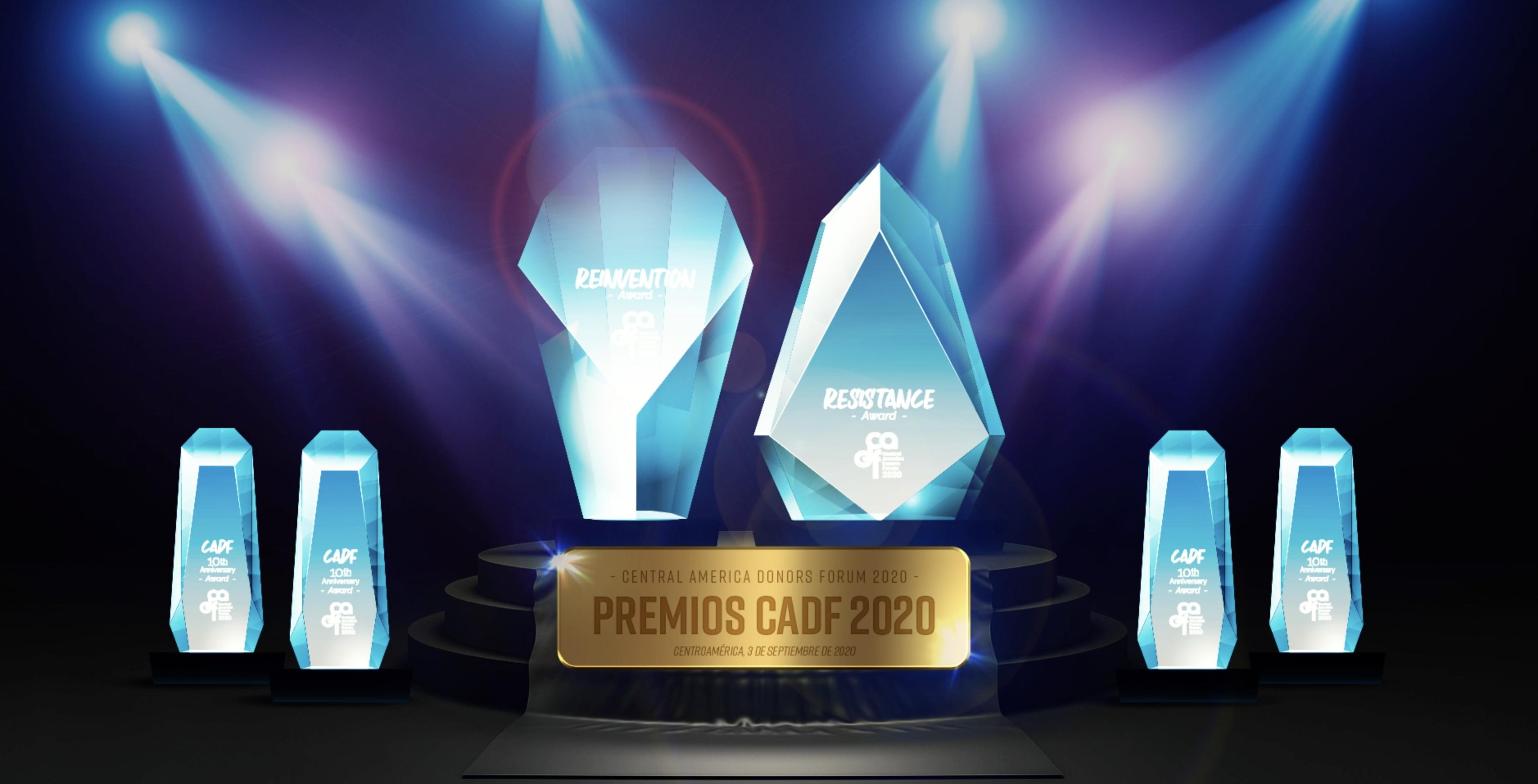 Conozca a las ganadoras de los #PremiosCADF2020