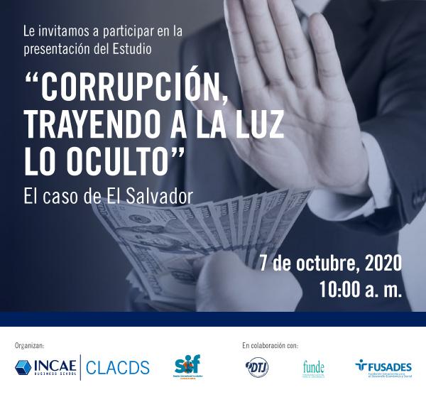 Corruption, shedding light on what's hidden: El Salvador