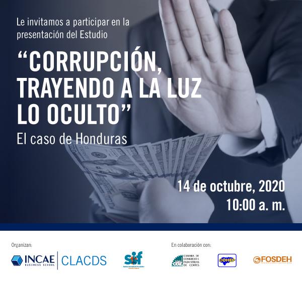 Corrupción, trayendo a la luz lo oculto: el caso de Honduras