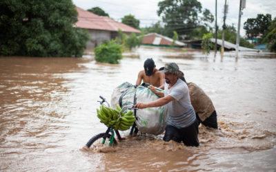 SIF se solidariza con Centroamérica tras el paso de Eta e Iota