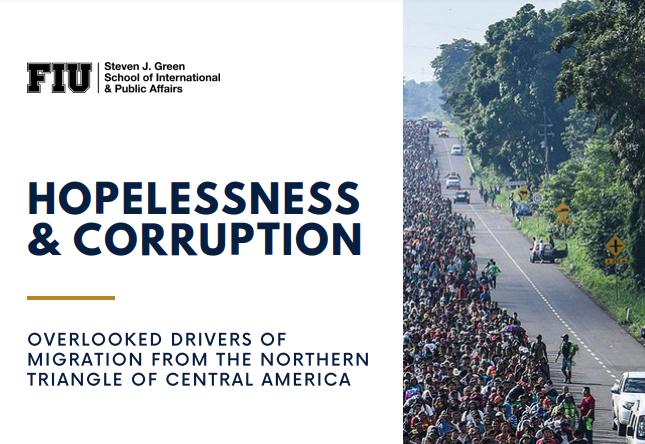 Hopelessness & Corruption