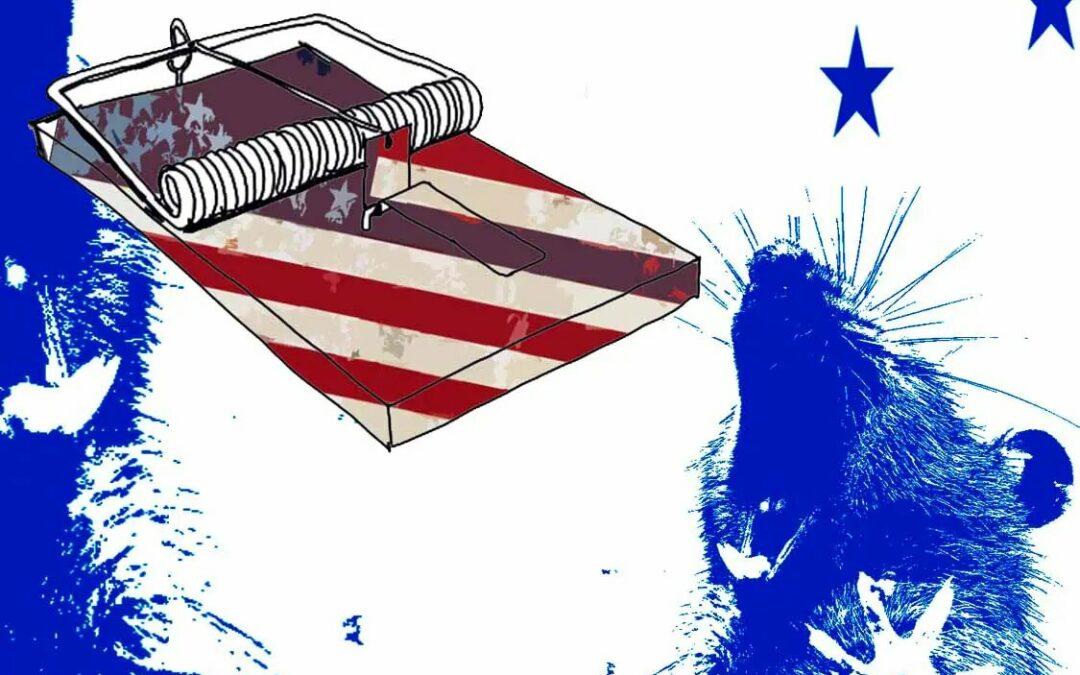 """Eric Olson, exsubdirector para América Latina del Woodrow Wilson Center: """"Estados Unidos no seguirá tolerando la corrupción en Honduras"""""""