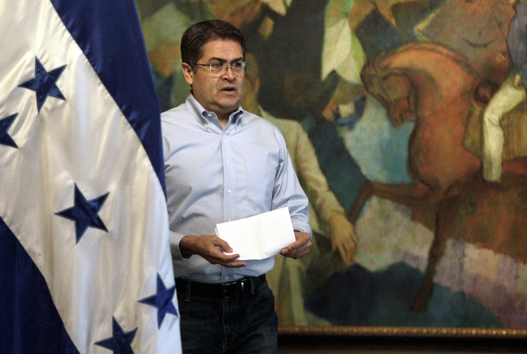 A Damning Portrait of Presidential Corruption, but Hondurans Sound Resigned