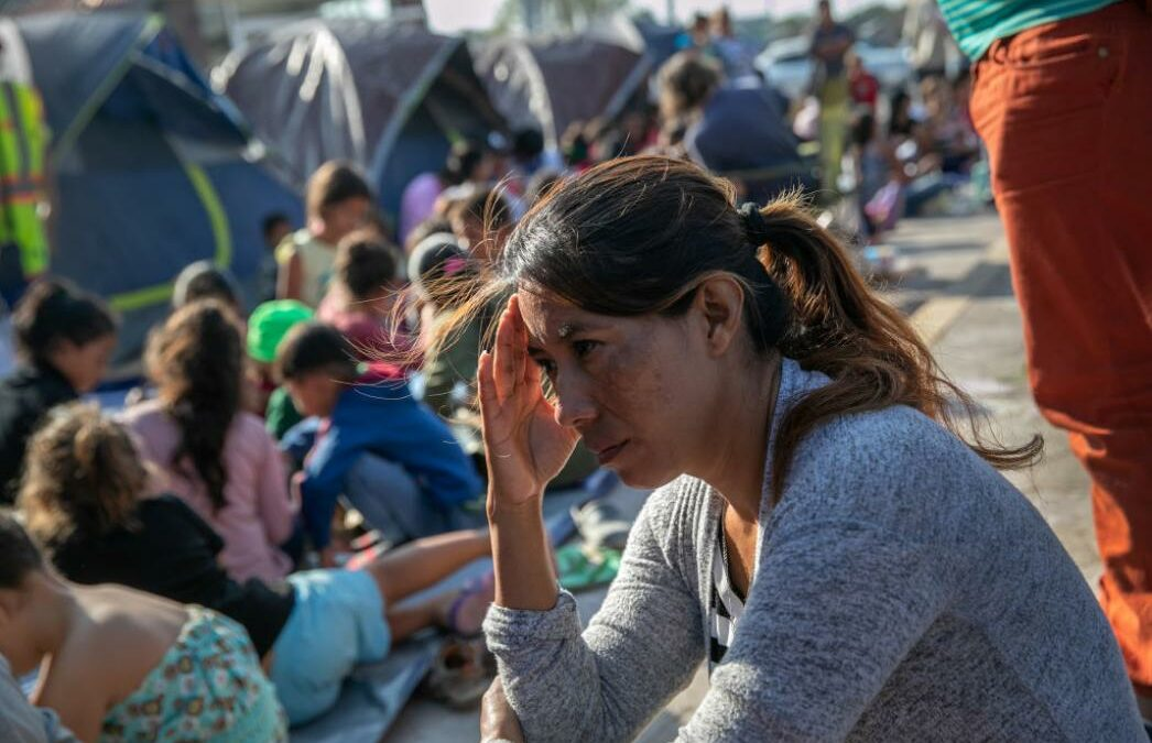 The crisis is in Central America not the border